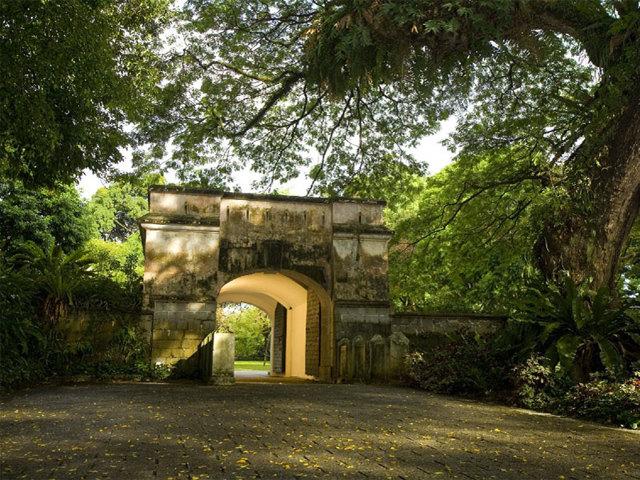 Достопримечательности Сингапура: музей-бункер battle box