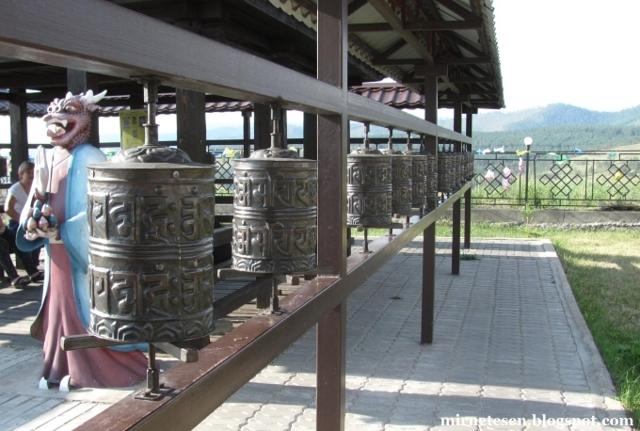 Буддийский дацан