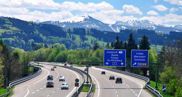 Автобаны в Германии - мои дорожные впечатления