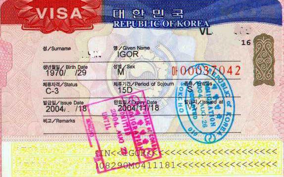 Виза в Южную Корею для россиян не нужна! Новые правила