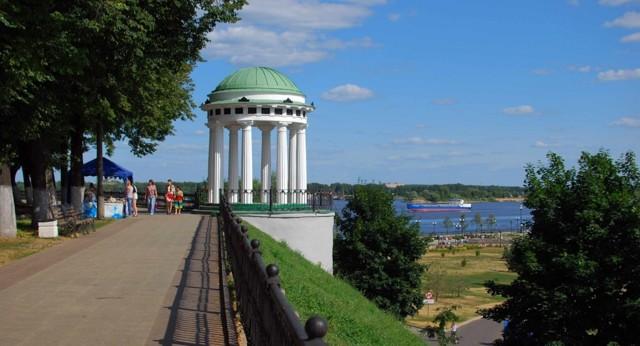 Ярославль - столица Золотого Кольца. 10 самых интересных мест, что посмотреть