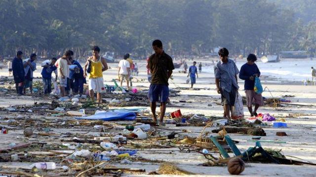 Землетрясение в Таиланде - что-то зачастили