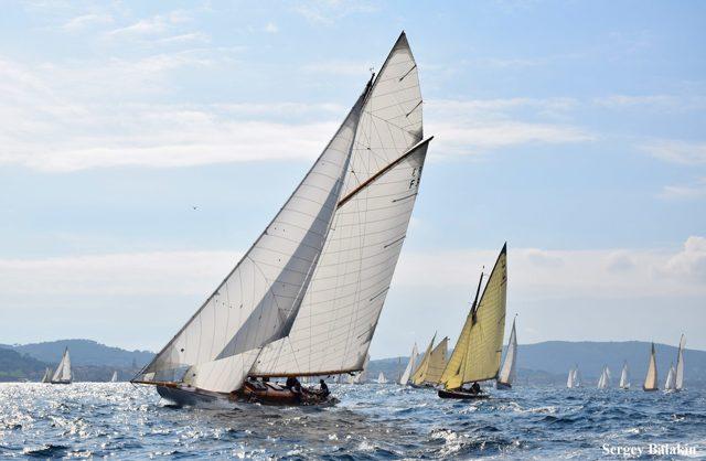 Яхты в Сан Тропе, Франция