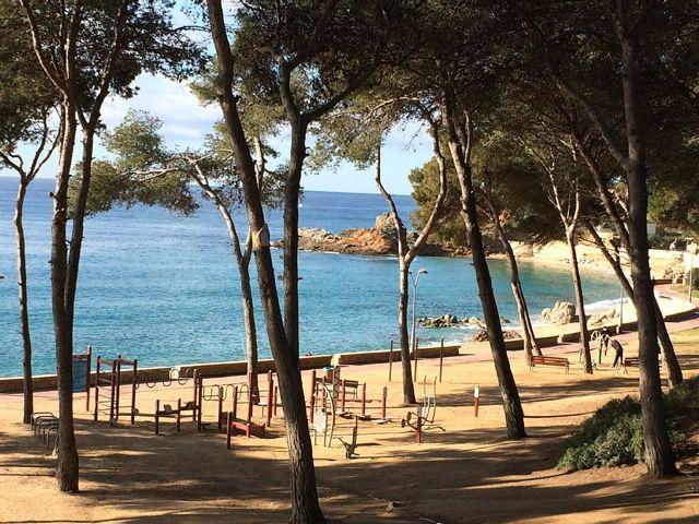 Безумный пляжный отдых в Ллорет де Мар в Испании