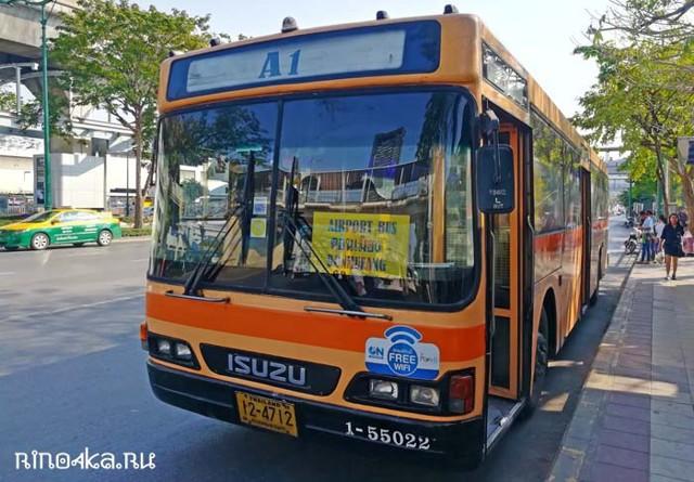 Достопримечательности Бангкока - как добраться на речном трамвае по реке