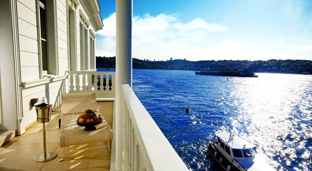 15 лучших отелей Стамбула с видом на пролив Босфор: от недорогих до роскошных. Список