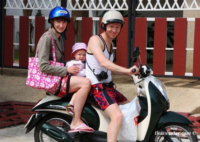 Веселая зима в Тайланде! Туристы в шоке