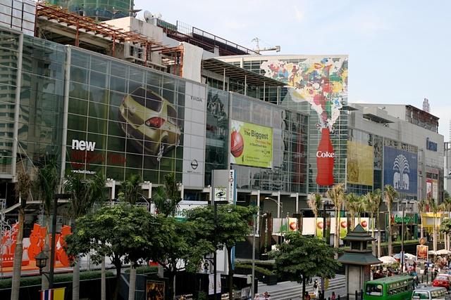 iconsiam - лучший торговый центр в Бангкоке, где купить брендовые вещи (+ обзорная площадка)