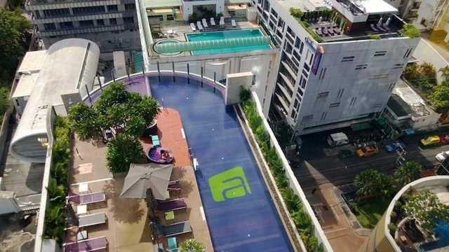 9 лучших отелей Бангкока с бассейном на крыше и красивым видом