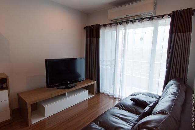Где поселиться в Чианг Мае - бюджетное кондо smith residence