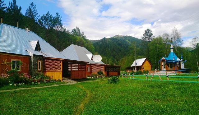 Базы отдыха в Горном Алтае с бассейном, 9 самых лучших