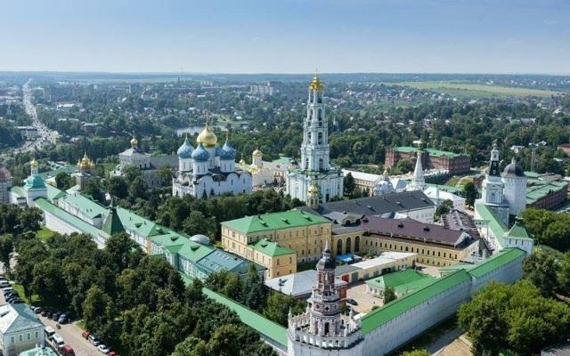 Золотое Кольцо России: список городов, фото и отзывы