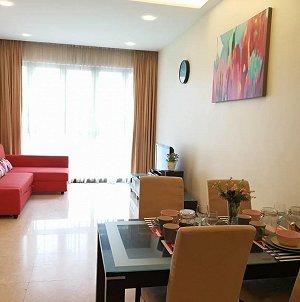 15 отелей с видом на башни Петронас в Куала Лумпур