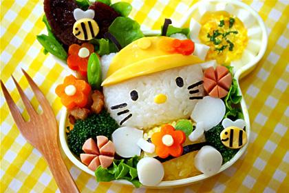 bento. Позитивная еда в Японии
