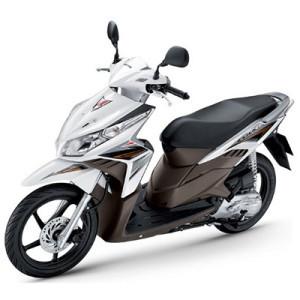 Впечатления об аренде скутера Хонда