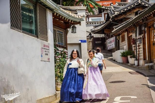 Достопримечательности Сеула или что мне понравилось в Южной Корее