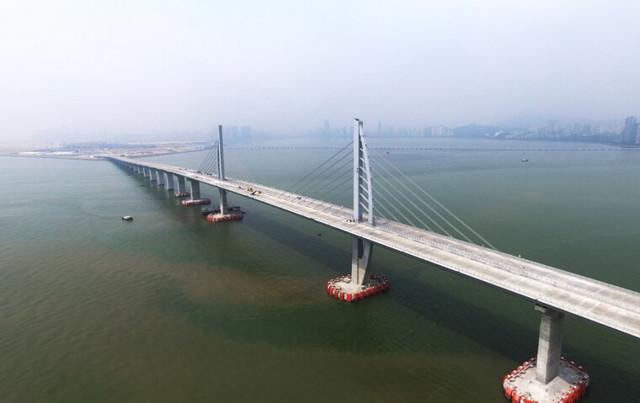 Новый мост Гонконг - Чжухай - Макао: как добраться из Гонконга на автобусе. Фото, видео и отзывы