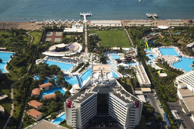 5 лучших отелей Турции