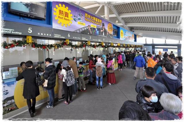 Гонконг. Остров Лантау. Экскурсия к сидящему Будде