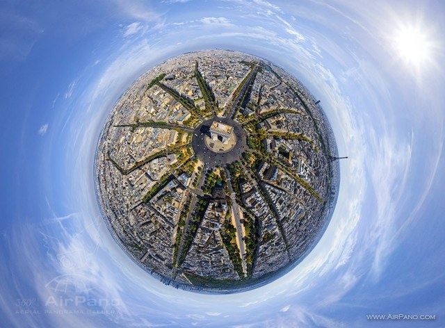 Виртуальная онлайн экскурсия по Парижу. Самое интересное