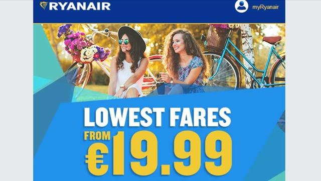Авиакомпания ryanair - как недорого летать в Европе