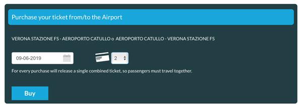 Как добраться из аэропорта Вероны в город или до вокзала, инструкция