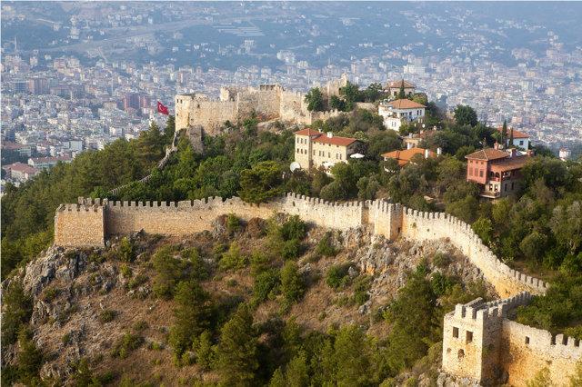 Достопримечательности Алании: 16 лучших мест, что посмотреть самостоятельно. Отзывы туристов