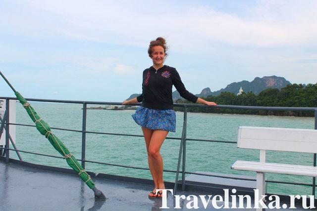Паром из Краби до острова Ко Ланта: как добраться и где купить билеты