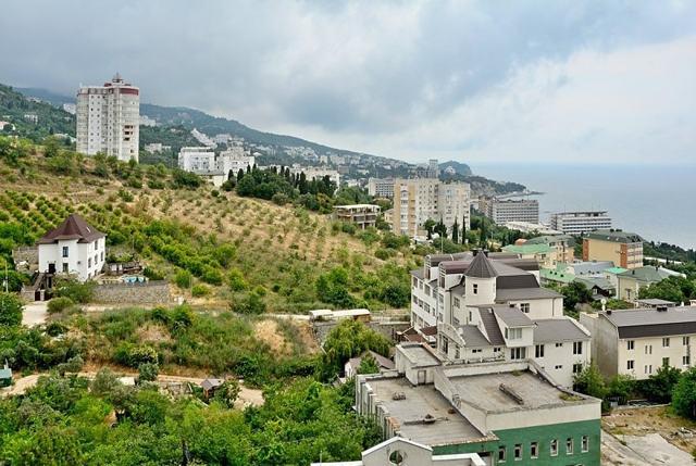 Отдых в Кореизе