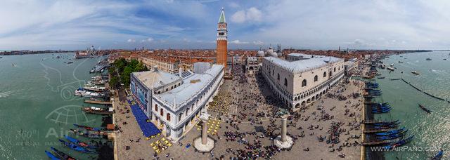 Виртуальная экскурсия по Венеции