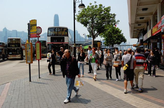 Двухэтажные трамваи в Гонконге: фото и отзывы