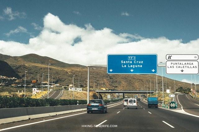 Аренда авто на Тенерифе - личный опыт